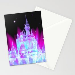 Enchanted Fairy Tale Castle Stationery Cards