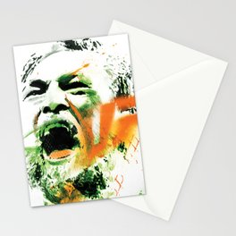 Conor McGregor UFC 194 collectable limited edition print Stationery Cards