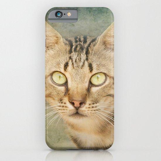 Feral Cat no 2 iPhone & iPod Case