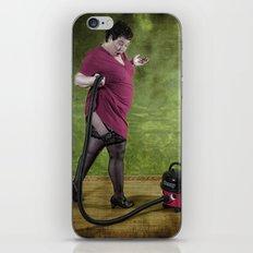 Henry, you naugthy boy iPhone & iPod Skin