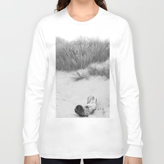 Piece of wood 5 Long Sleeve T-shirt