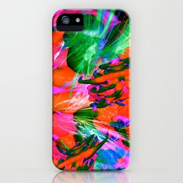 Worm Tumor Colony (Infected) iPhone Case