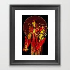 Starks Framed Art Print