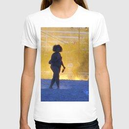 """Coney Island at Dusk"" T-shirt"