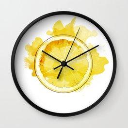 IL LIMONE Wall Clock