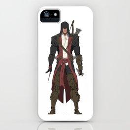 Dark Ratonhnhaké:ton iPhone Case