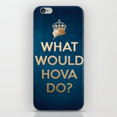 What Would Hova Do? - Jay-Z iPhone & iPod Skin