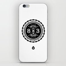 Motivate & Inspire iPhone & iPod Skin