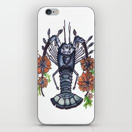 Bug Blossom iPhone Skin