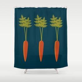 Vegetable Medley Shower Curtain