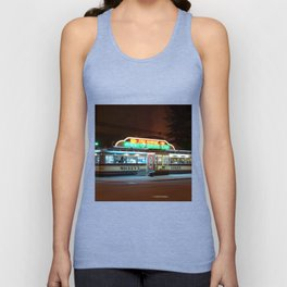 Mickey's Diner Unisex Tank Top