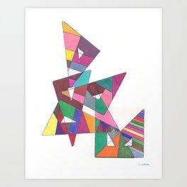 Kumba Art Print