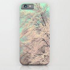 Snow tree iPhone 6s Slim Case