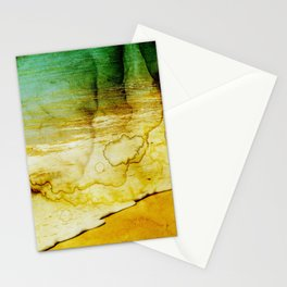 Ocean on my mind Stationery Cards