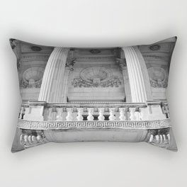 Architecture of Providence Rhode Island Rectangular Pillow