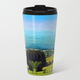 Urban and rural all together Travel Mug