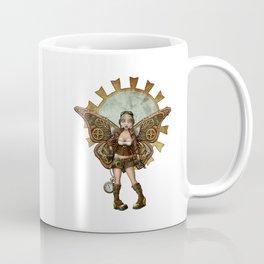 Steam Punk Pilot Faery Coffee Mug