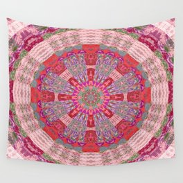 Embroidery Boho Geometry Wall Tapestry