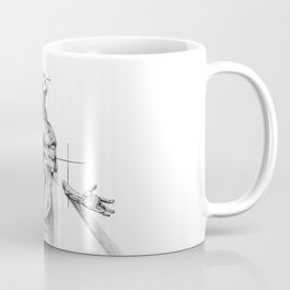 Wrought from Clay Coffee Mug