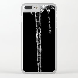 Icicle Clear iPhone Case