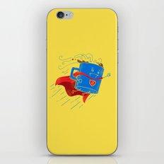 Super Coffee iPhone & iPod Skin