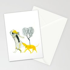 LOVE AND DOGS Stationery Cards