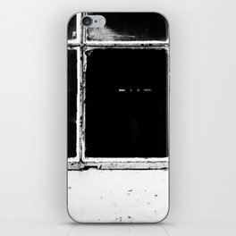Vacant iPhone Skin
