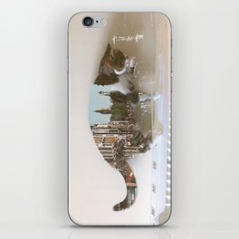 City In A Kitty iPhone Skin