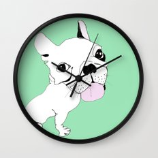 Janet Wall Clock