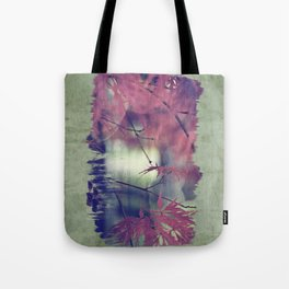 maple leaf love Tote Bag