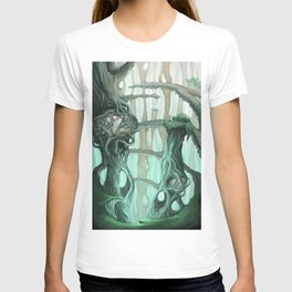 the nest of dragons T-shirt