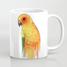 Sun Parakeet Coffee Mug