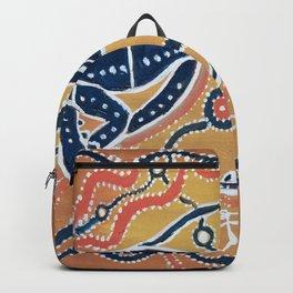 Koockard (Goanna) Backpack