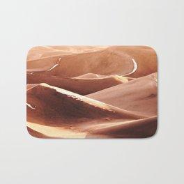 Cold Dunes Bath Mat