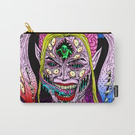 Bad Girl Monster Carry-All Pouch