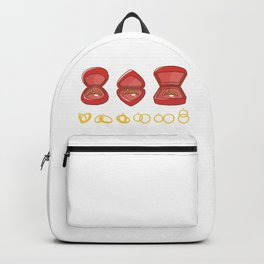 Proposal Rings Backpack