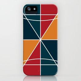 Colors Print iPhone Case