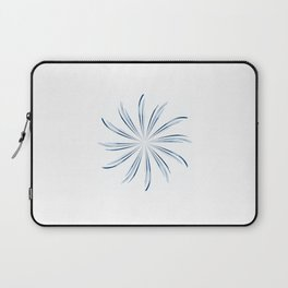 Steel Blue Star Laptop Sleeve