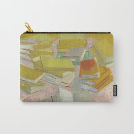 Vincent Van Gogh - Still Life - French Novels Carry-All Pouch