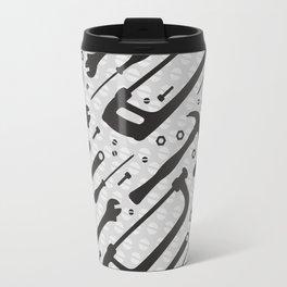 Tools Pattern Travel Mug