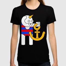 Unicorn Sailor  T-shirt