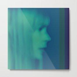joni mitchell - blue Metal Print