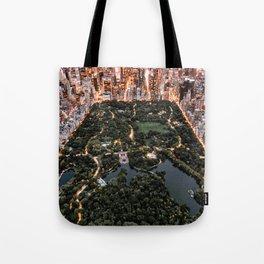 Central Park New York Tote Bag