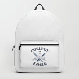 College of Lore Backpack
