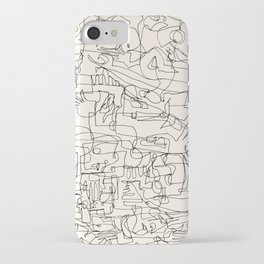 Concentrate iPhone Case