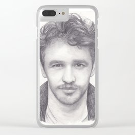 James Franco Clear iPhone Case