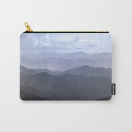 Smoky Mountain Melody - Nature Photography Carry-All Pouch