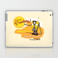 Visit Pandora! Laptop & iPad Skin