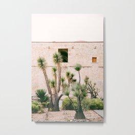 Botanical garden Metal Print