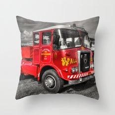 Seddon Venturer Throw Pillow